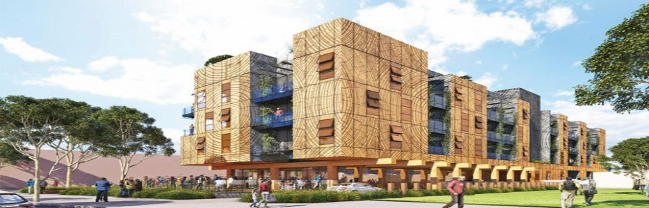 Go ahead given for unique social housing project